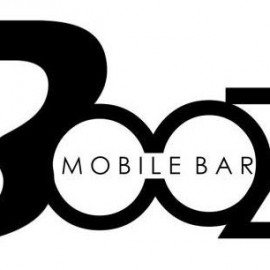 Booze Mobile Bar Logo